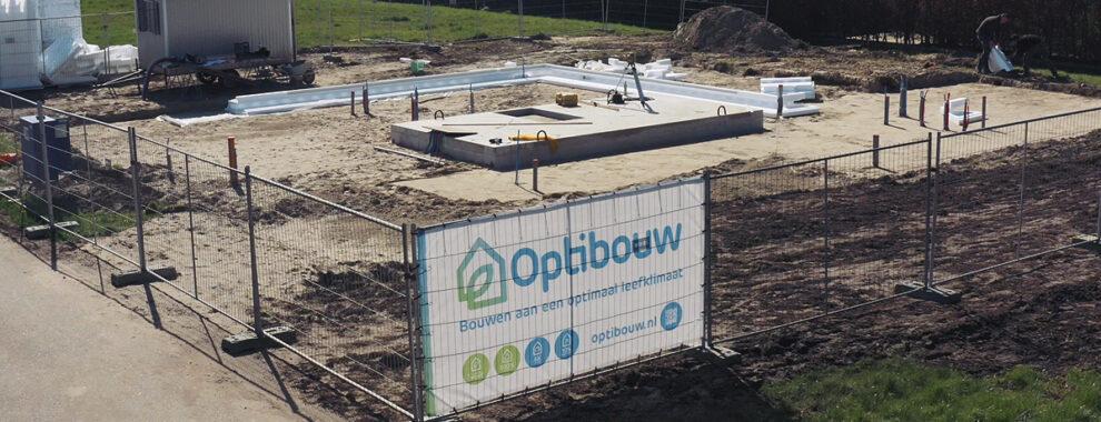 Op Bouwlocatie Baarschot plaatst Optibouw.nl een vrijstaande bungalow