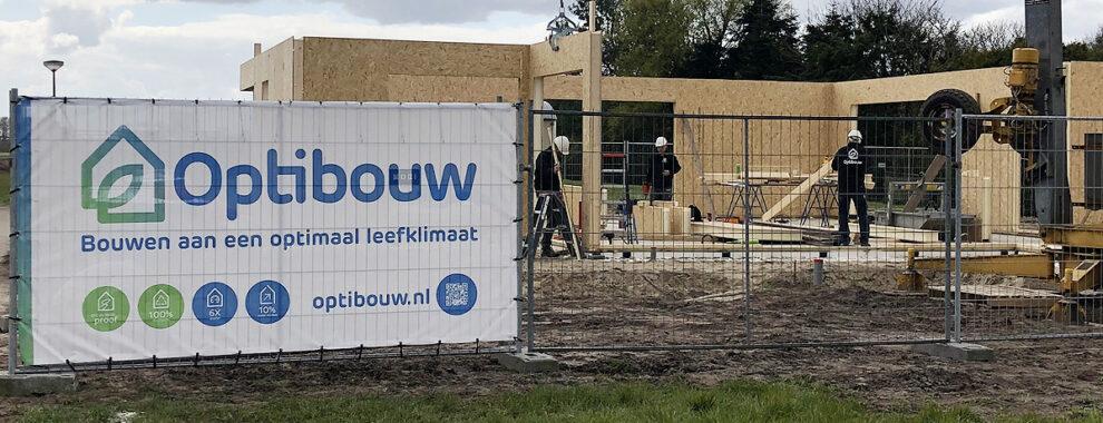 Bouwlocatie Baarschot Kingspan TEK woning geplaatst door Optibouw.nl